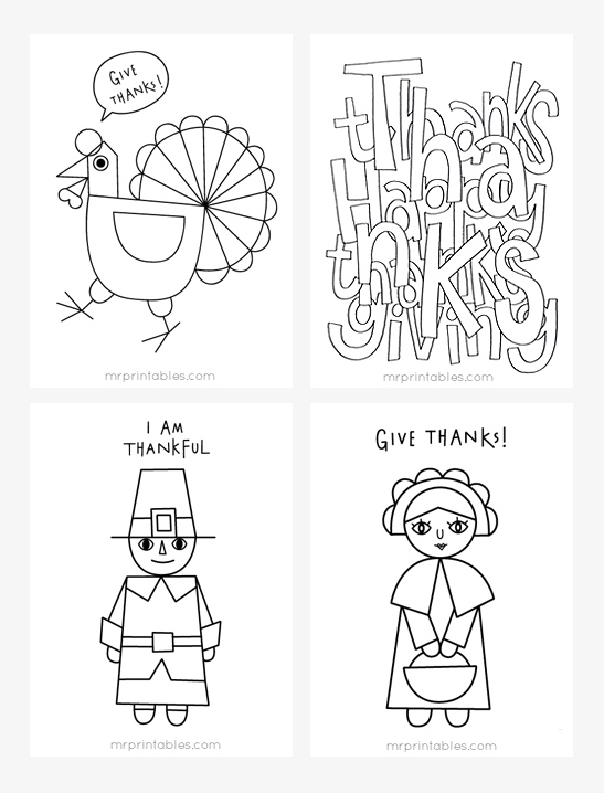graphic regarding Thanksgiving Printable Coloring Pages known as Thanksgiving Coloring Webpages for Little ones - Mr Printables