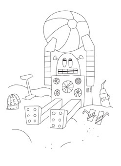 downloads - Activity Coloring Sheets
