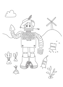 More From Mr P. People Coloring Pages