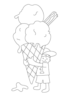 Summer Coloring Pages - Mr Printables