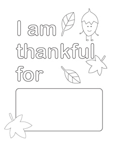 Thanksgiving Coloring Pages Mr