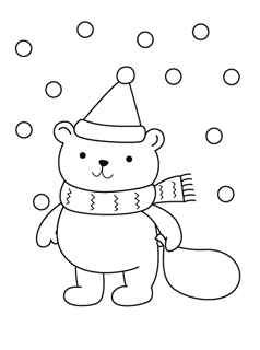 when you have a party with many kids and adults its a good idea to prepare a coloring station with plenty of printable coloring pages and a pile of - Printable Coloring Christmas Pictures