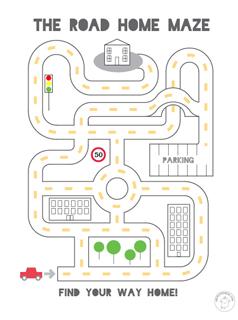 math worksheet : printable mazes  mr printables : Mazes For Kindergarten Worksheets