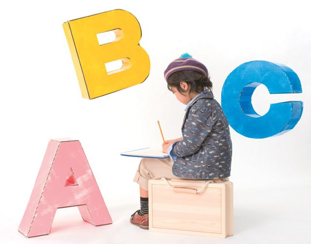 ABC Atelier Book Chair