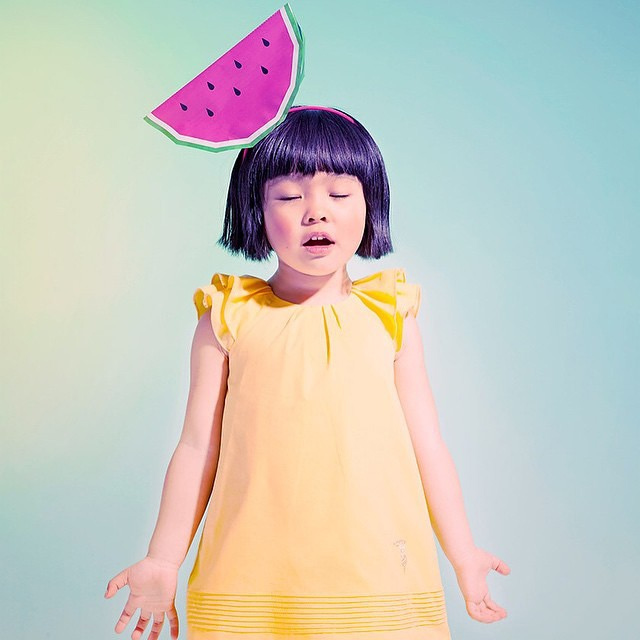 Frutta Alla Moda / Mr P Paper Fruit on Style Piccoli