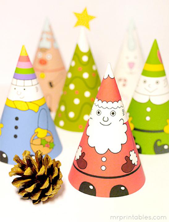 Santa Co Paper Dolls Mr Printables