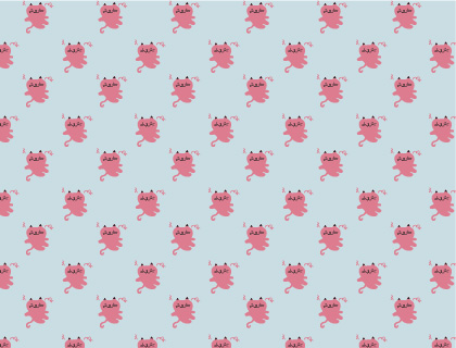 photo regarding Printable Patterned Paper called Vibrant Animal Sbook Papers - Mr Printables