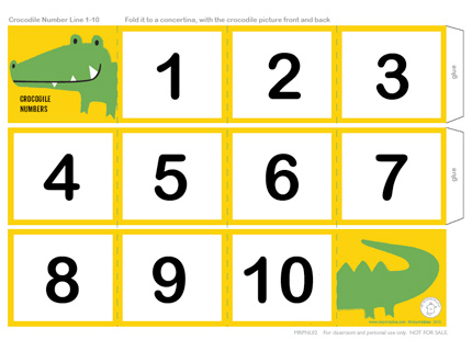 kindergarten number lines kindergarten number line not another ...