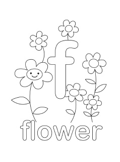 alphabet coloring pages mr printables - Coloring Pages Of Alphabet