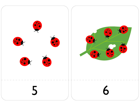 image about Printable Numbers 1-10 identify Variety Flash Playing cards 1 in direction of 10 - Mr Printables