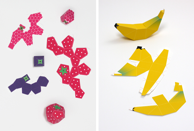 Paper Fruit - Mr Printables